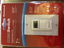 Honeywell Econoswitch RPLS530A 7 Day Programmable Timer