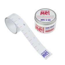 Measure Me! Little White One (inches) Roll-Up Growth Door Frame Height Chart