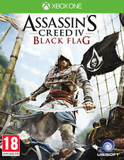 Assassins Creed 4 Black Flag ~ XBox One ( New & Sealed)
