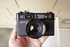New listing Yashica Electro 35 Gt Rangefinder 35mm Film Camera Lens 45mm f/1.7 Spiderman