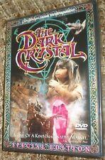 The Dark Crystal (DVD, 1999, Subtitled Spanish; Closed Caption), NEW,SEALED,RARE