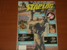 Starlog Sci-Fi Magazine #88 Noveber 1984  Ghostbusters, Gremlins, Conan, Raiders