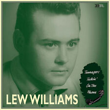 Lew Williams 10 INCH 25 CM Imperial Rockabilly his best ! Bear Family 33 LP NEW