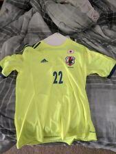 Adidas 2014 Men's Japan National Team Away Soccer Football Jersey Large Custom