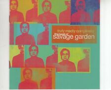 CD SAVAGE GARDEN	truly madly completely - the best of	EX+  (B2698)