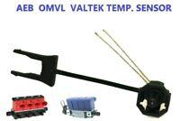 LPG GPL GAS Temperature Sensor FOR INJECTOR RAILS OMVL,AEB,VALTEK