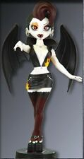 "LUNABELLA WHISPERS Goth Vixen BEGOTHS Gothic Vampire ACTION FIGURE 7"" Tall New"