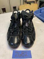 Nike Air Jordan VI 6 Retro Pistons Basketball Shoes 384664-001 Men's Size 10.5