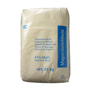 Magnesiumchlorid Schuppen 47% technisch 25kg - eisfrei bis minus 18°C