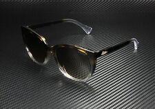 RALPH RA5249 573513 Top Havana Grad Crystal Grad Brown 55 mm Women's Sunglasses