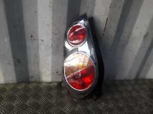 2010-2013 Chevrolet Spark O/S/R Rear Light