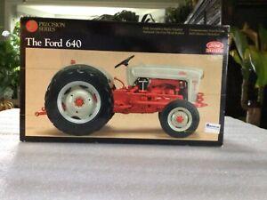 Ertl Precision Ford tractor