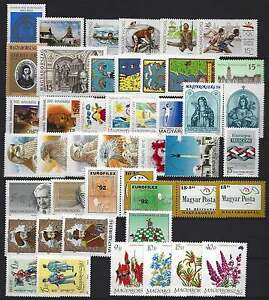 HUNGARY- 1992. Complete Year Set with Blocks MNH! 68EUR