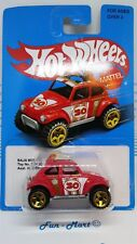 HOT WHEELS 2017 TARGET EXCLUSIVES BAJA BEETLE RED DNF30 NEW & SEALED [ 123 ]