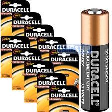 10 x Duracell MN27 LR27 A27 Batería de caducidad 2022 al por mayor Lote de Trabajo Comercio Precio