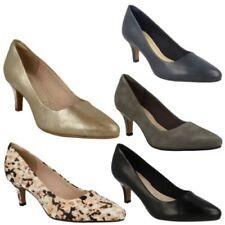 Standard (D) Width Floral Regular Size Heels for Women