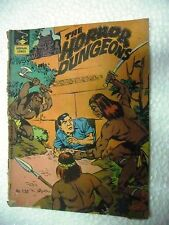 BUZ SAWYER THE HORROR DUNGEONS   NO 392  INDRAJAL IJC Rare Comic ENGLISH  India