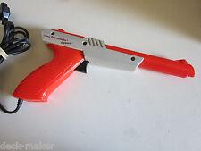 Nintendo (NES), Light Zapper Gun. Orange. Original, Tested to work