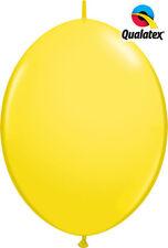 "50 x 12"" Quick Link Latex Balloons Birthday Party Christening Wedding Decoration"