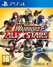 Warriors All-Stars - PS4 ITA - NUOVO SIGILLATO  [PS40590]