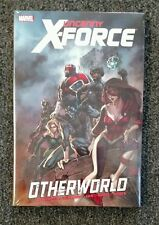 Uncanny X-Force OTHERWORLD HC Hardcover Marvel Rick Remender New Sealed