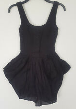 All Saints | Beaujolais Dress | Black | 6