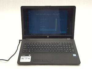 """HP Notebook 15 BS0XX 15.6"""" HD Intel i7 7500U 2.70GHZ 12GB 1TB Laptop Win 10"""
