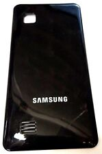 Samsung E5260 Tocco Black Standard Cell Phone Back Cover Door Replacement