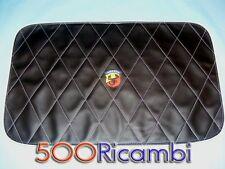 FIAT 500 F/L/R PADIGLIONE INTERNO LOGO ABARTH RIVESTIMENTO SOTTOTETTO CIELO NERO