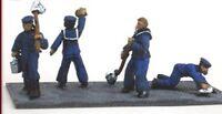 SGTS MESS BN06 1/72 Diecast WWII British Navy Seamen Working