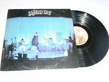 GENESIS - Live - 1973 UK 1st issue 5-track Vinyl LP