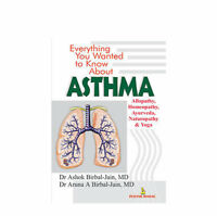 1 New Book Everything You Wanted to know About ASTHMA