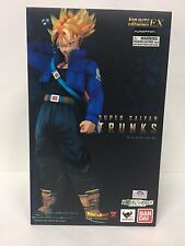 NEW DBZ Figuarts Zero EX Super Saiyan Trunks Figure Dragon Ball Z Exclusive