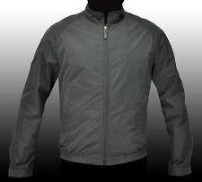 NEW HUGO BOSS SELECTION Gray Bomber Style Spring Fall Jacket Veste Coat 40R 50 M