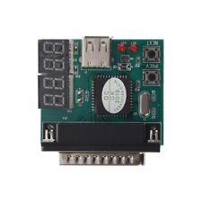 Laptop Computer PC PCI   scheda madre Tester diagnostico Analizzatore I8E8