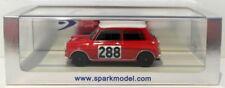 Spark Models 1/43 Scale Resin S1187 - Morris Cooper #288 3rd Monte Carlo 1963