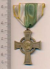 SAXONY Kingdom WAR MERIT Medal WW 1 I GERMANY ORDER Frederick Augustus 1915 1918