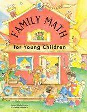 Family Math for Young Children: Comparing (Equals Series))