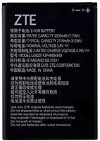 ZTE OEM Li-ion Cell Phone Battery 3.8V 2115mAh LI3820T43P4H694848 4.35V GB 31241