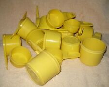 Tupperware Replacement Measuring Cup Daffodil Yellow ~ You choose size FREE Ship