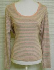 Gestreifte Damenblusen, - tops & -shirts aus Polyester in Größe 2XL