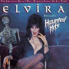 ELVIRA MISTRESS OF THE DARK Haunted Hits HALLOWEEN CD Addams Family Monster Mash