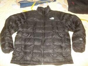 The North Face Thunder 800 Goose Down Pertex Jacket Coat Nuptse Sweater TNF XL