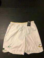 Nike Oregon Ducks Vapor Shorts White Mens Size XL RARE