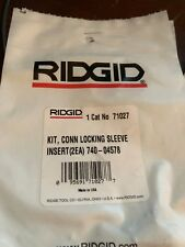 Ridgid 71027 Conn Locking Sleeve Kit Insert