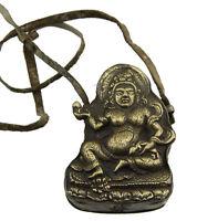 Ghau Gau Gao Tempio Tibetano Da Viaggio Jambhala-Preghiera Casella-Tibet 1370