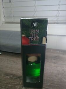 New Trim The Tree Pine Scented Reed Diffuser 5.07 Oz. Christmas
