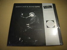 John Cale & Band ‎– Live ' 2 X LP MINT & SEALED