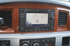 DODGE RAM 1500 2500 3500 REC 6CD OEM GPS NAVIGATION SYSTEM RADIO 2006 2007 2008