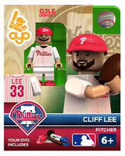 Cliff Lee MLB Philadelphis Philles Oyo Mini Figure NEW G3